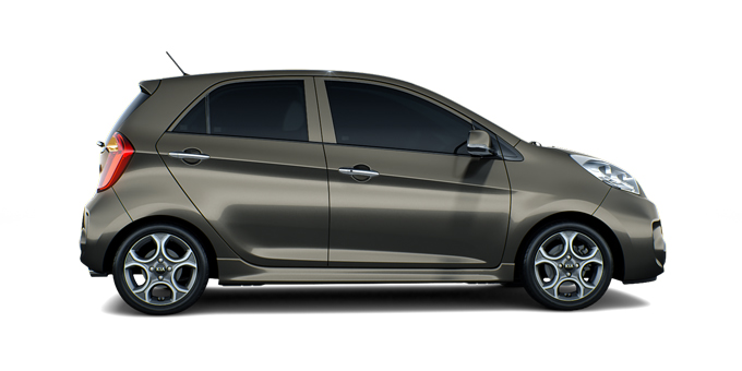 All New Kia Picanto Northwest Limited