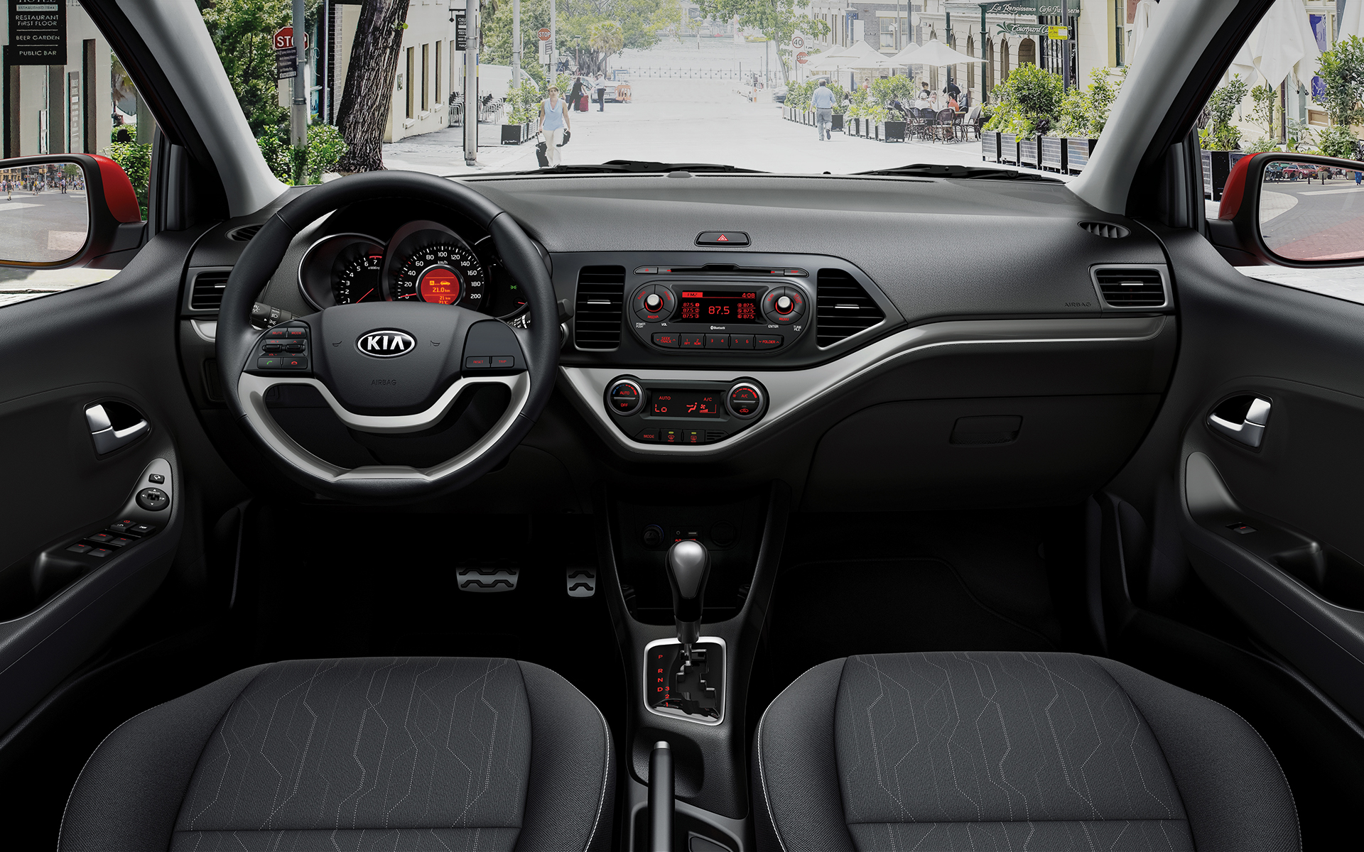 All new kia picanto northwest limited for Kia motors contact number