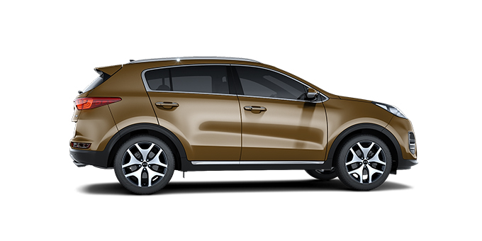 All New Kia Sportage Northwest Limited