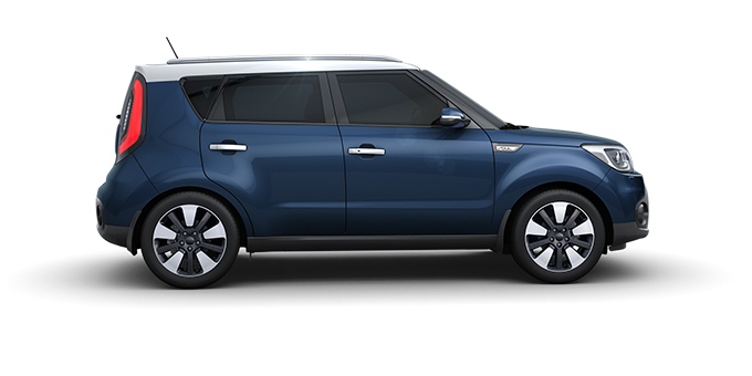 All New Kia Soul Northwest Limited