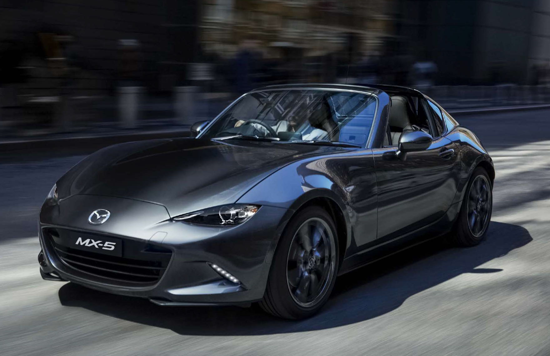 2018 Mazda Mx 5 Northwest Limited