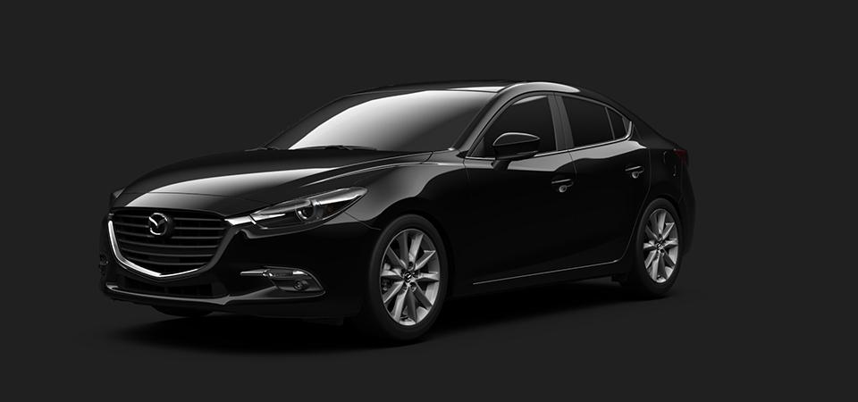 2017 Mazda3 Northwest Limited